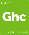 Ghost Cookies Leafly cannabis strain tile