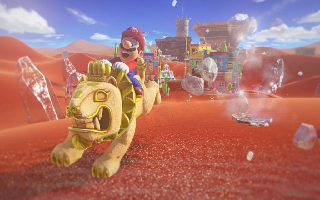 The High Score: 'Super Mario Odyssey' Game Review | Leafly