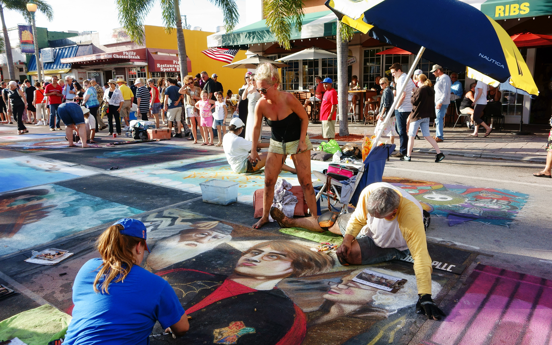 Art Festivals: Are They Worth the High?