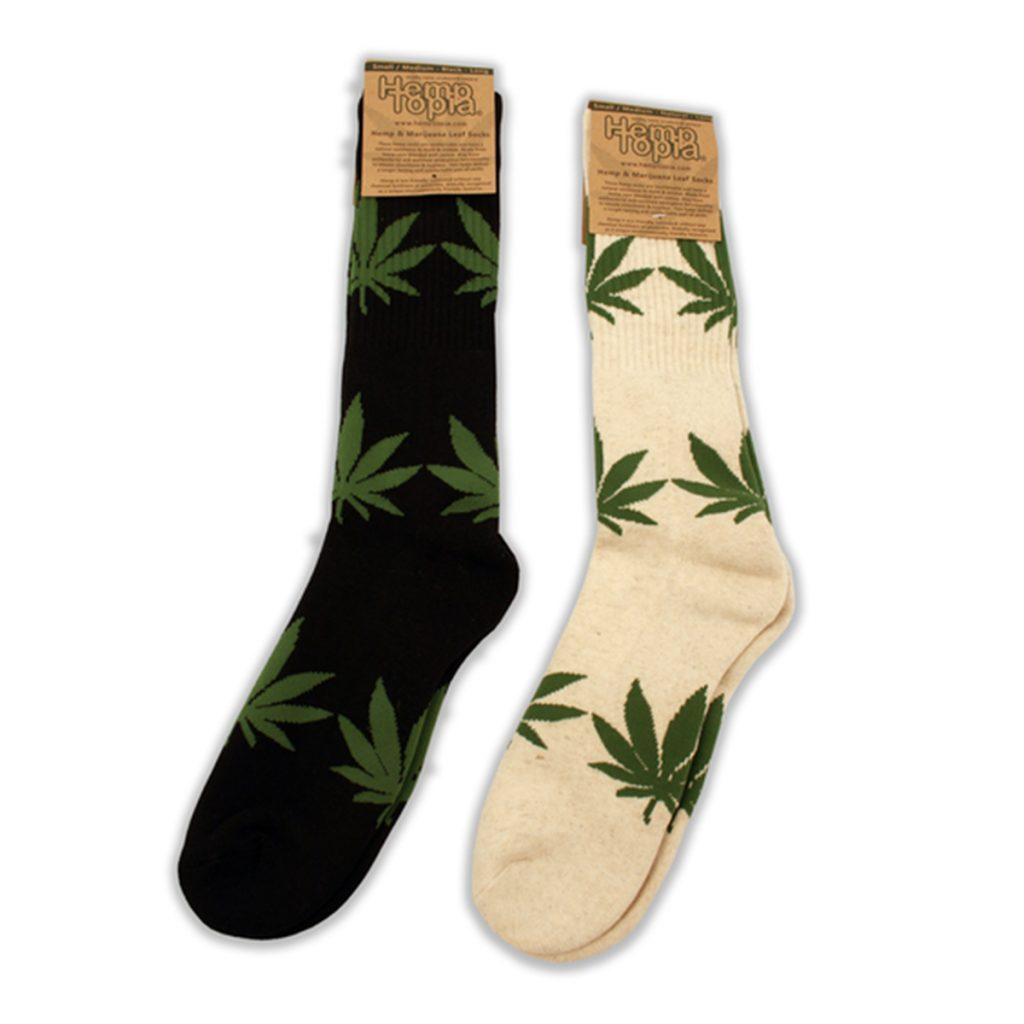 Warm weed socks