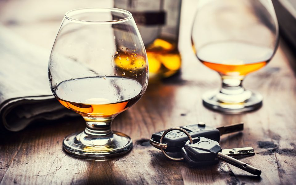Study Finds Alcohol 10 Times More Deadly Than Cannabis on the Road
