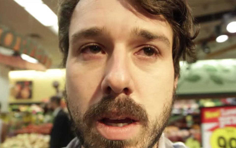 Watch This: What It's Like to Be Stoned at the Grocery Store