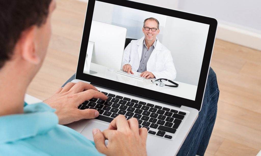 Telemedicine appointments let you do online medical marijuana consultations from home