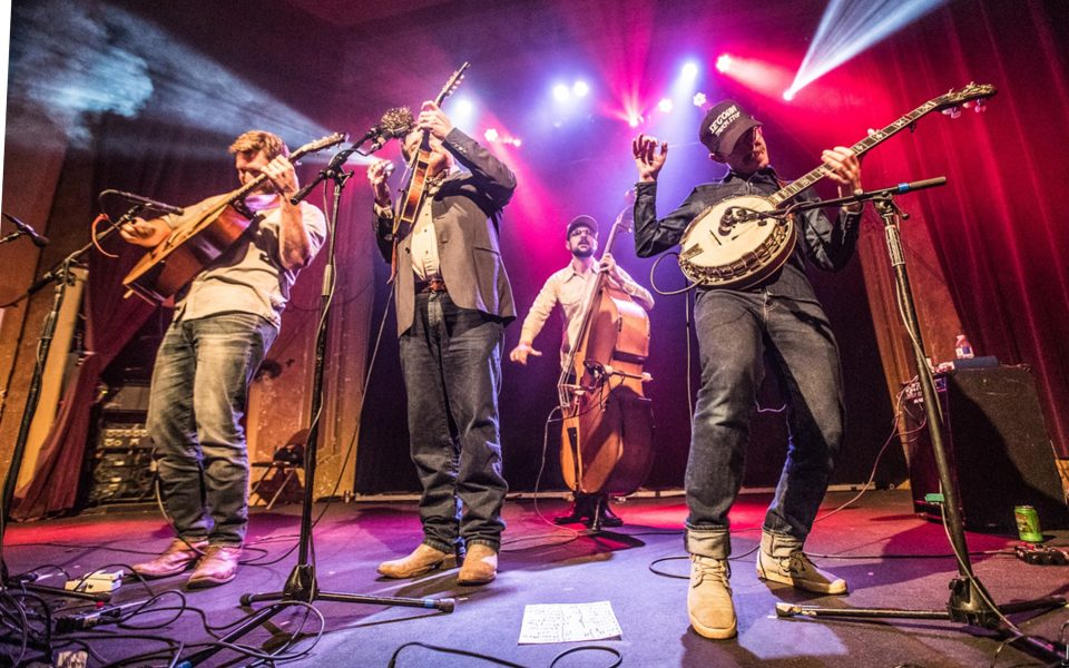 A New Generation Opens Up About the 'Grass' in Bluegrass