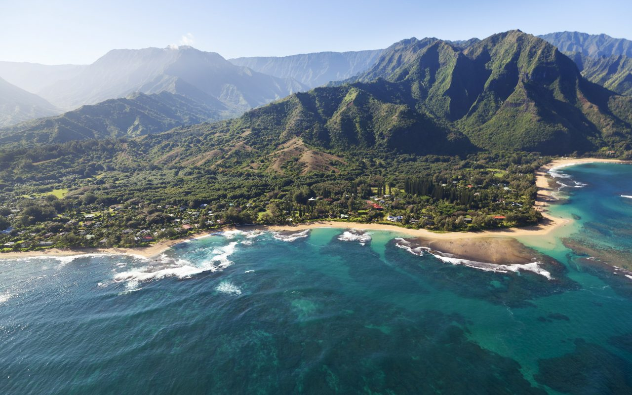 Hawaii Expects Adult Use Cannabis Legalization In Next Years - Landforms in hawaii