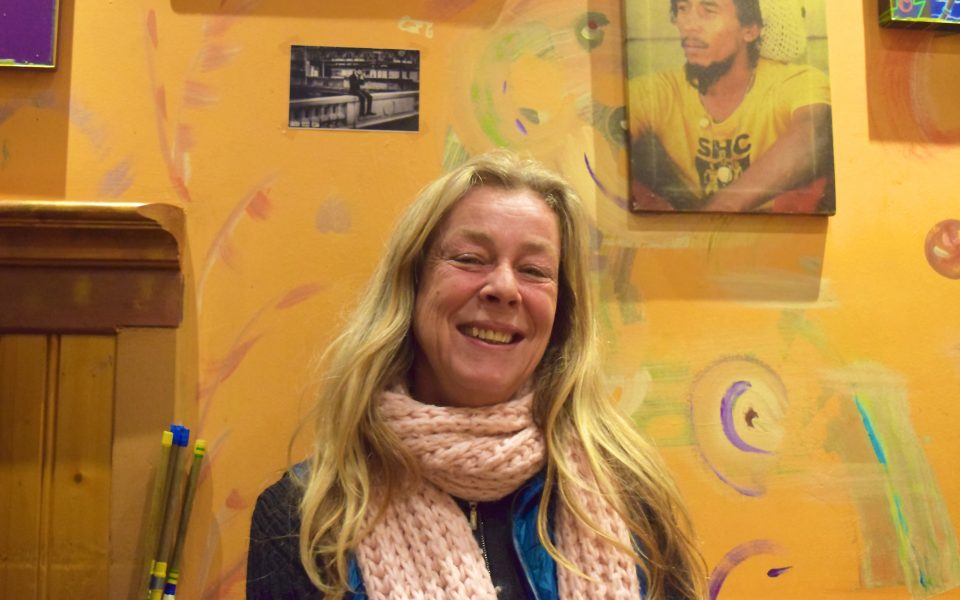The People You Meet in Amsterdam Coffeeshops: Catherina