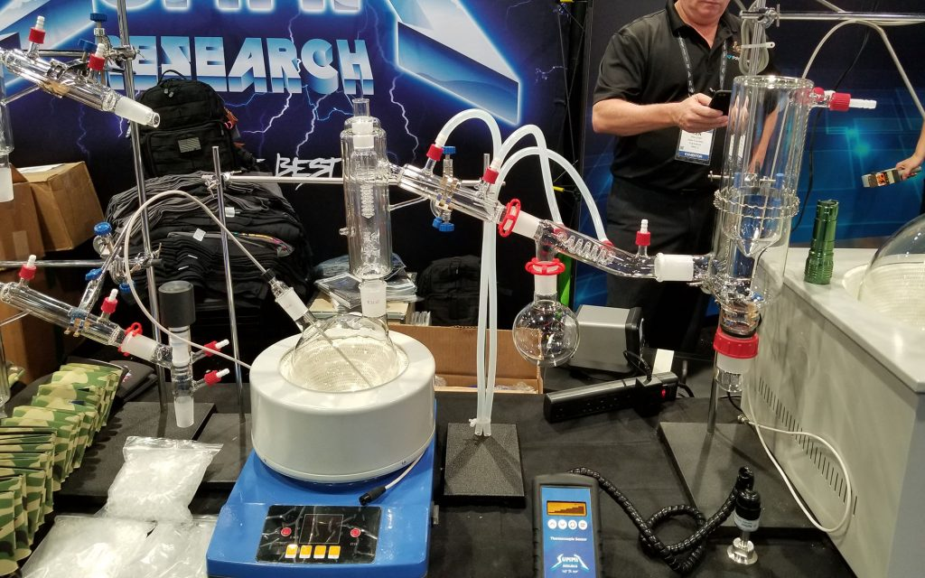 Cannabis Distillation: The Last Mile in Extraction | Leafly