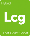 Lost Coast Ghost Leafly cannabis strain tile