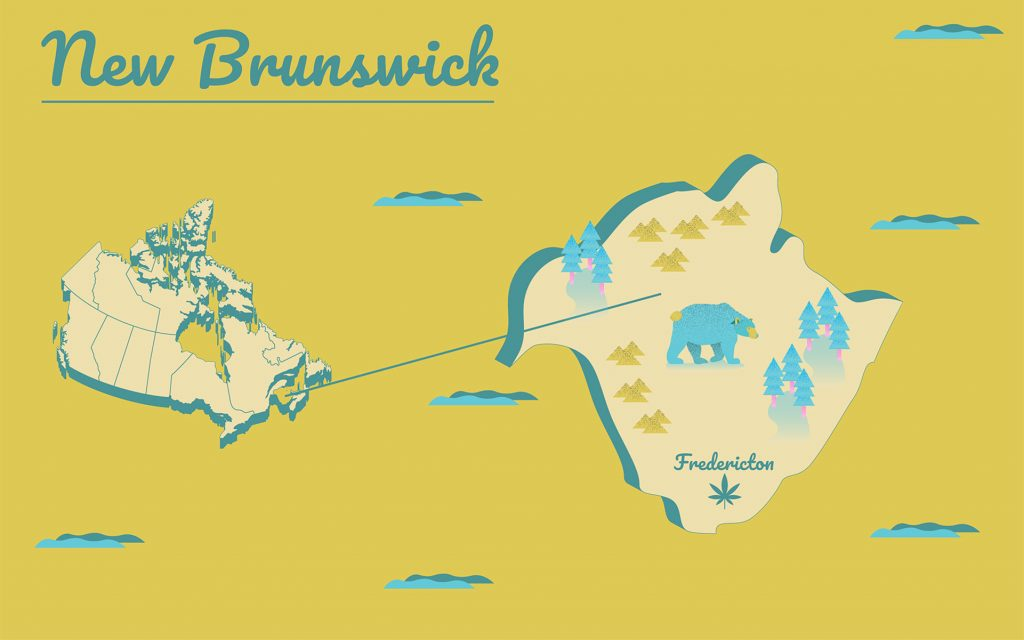 Marijuana Legalization in Canada: Marijuana laws in New Brunswick