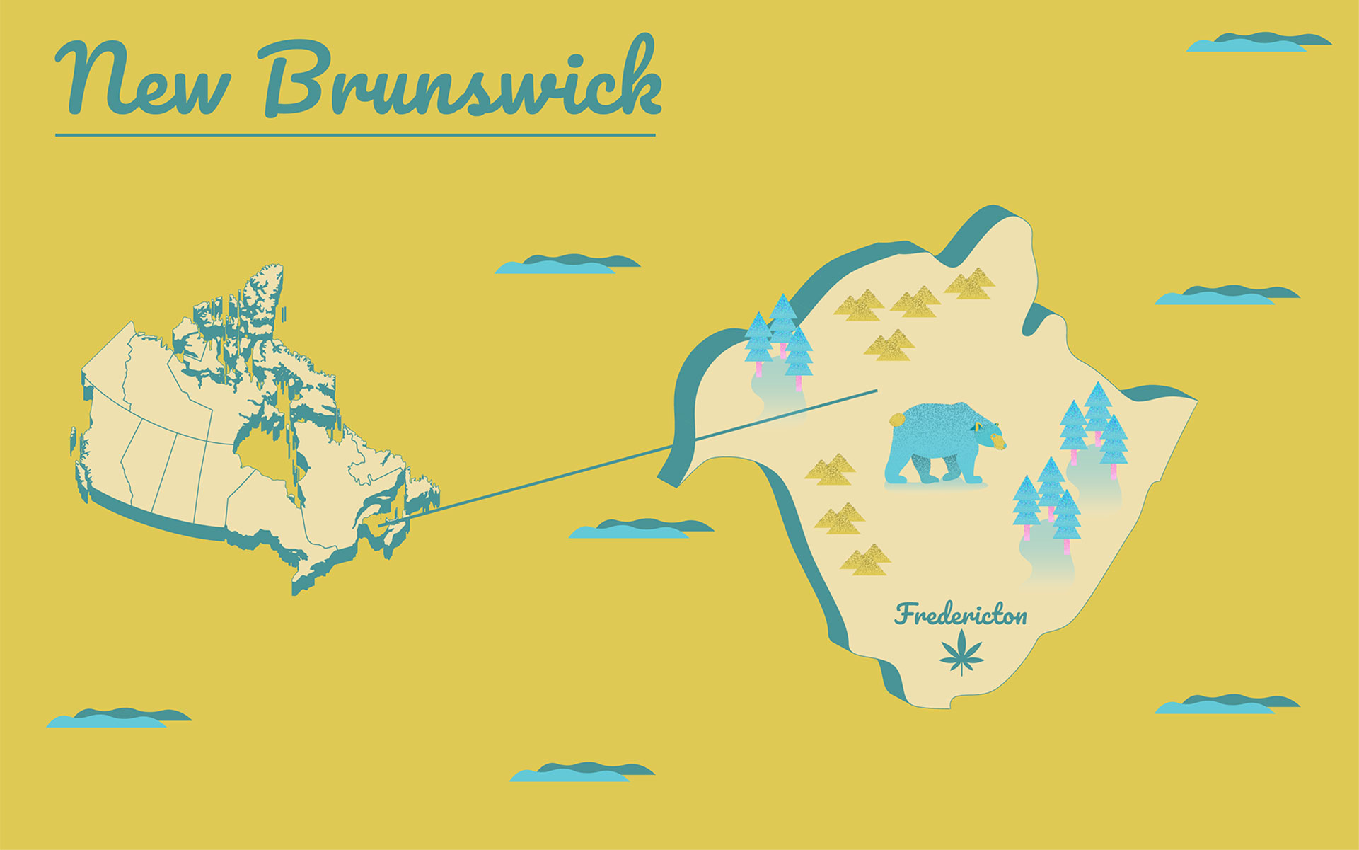 Legal Cannabis in New Brunswick: What You Should Know