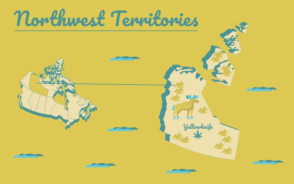 Marijuana Legalization in Canada: Marijuana laws in Northwest Territories