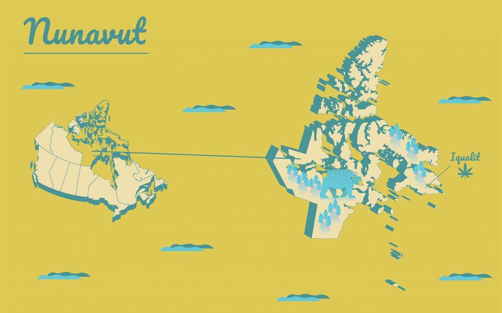 Marijuana Legalization in Canada: Marijuana laws in Nunavut