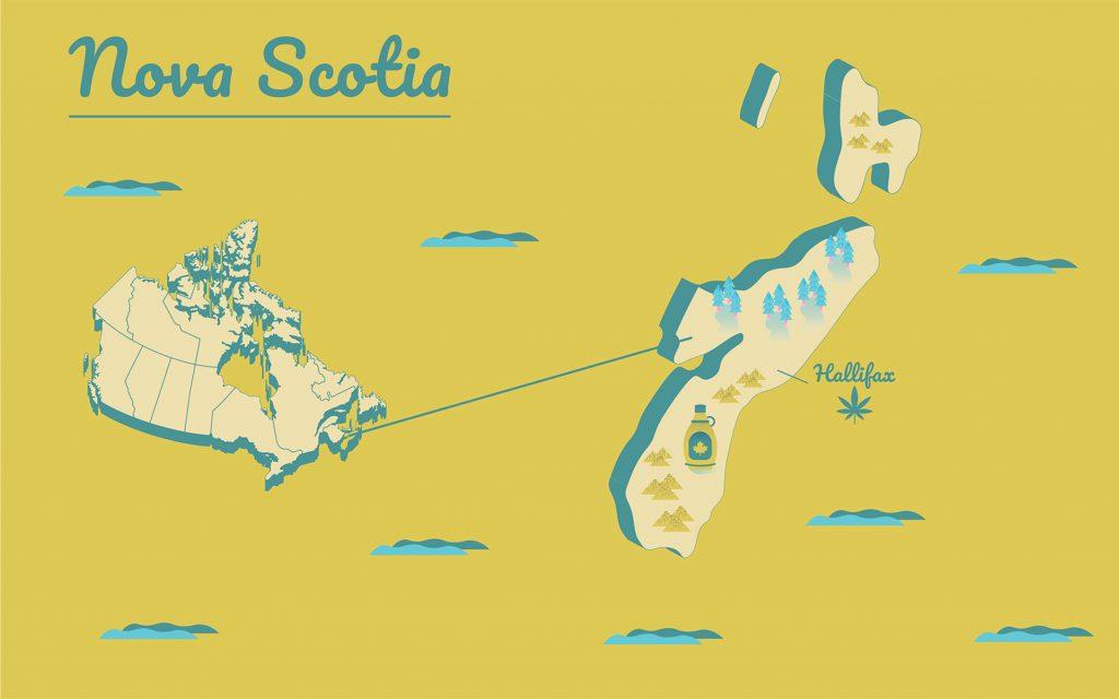 Marijuana Legalization in Canada: Marijuana laws in Nova Scotia
