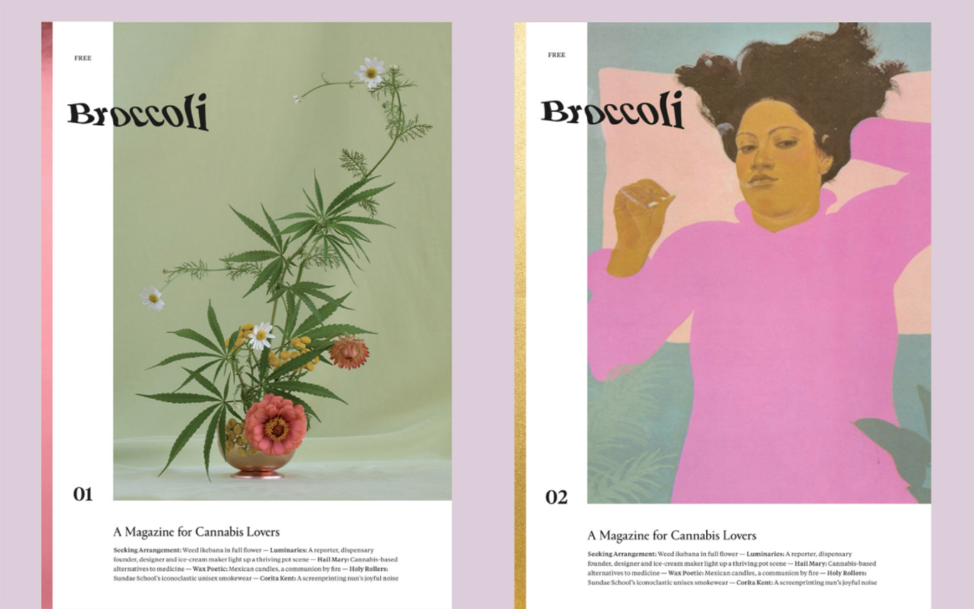 Getting to Know the Glossy Marijuana Magazines on the Market | Leafly