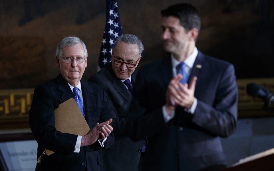 Senate Revives Gov't, and Medical Marijuana Protections, Until Feb. 8