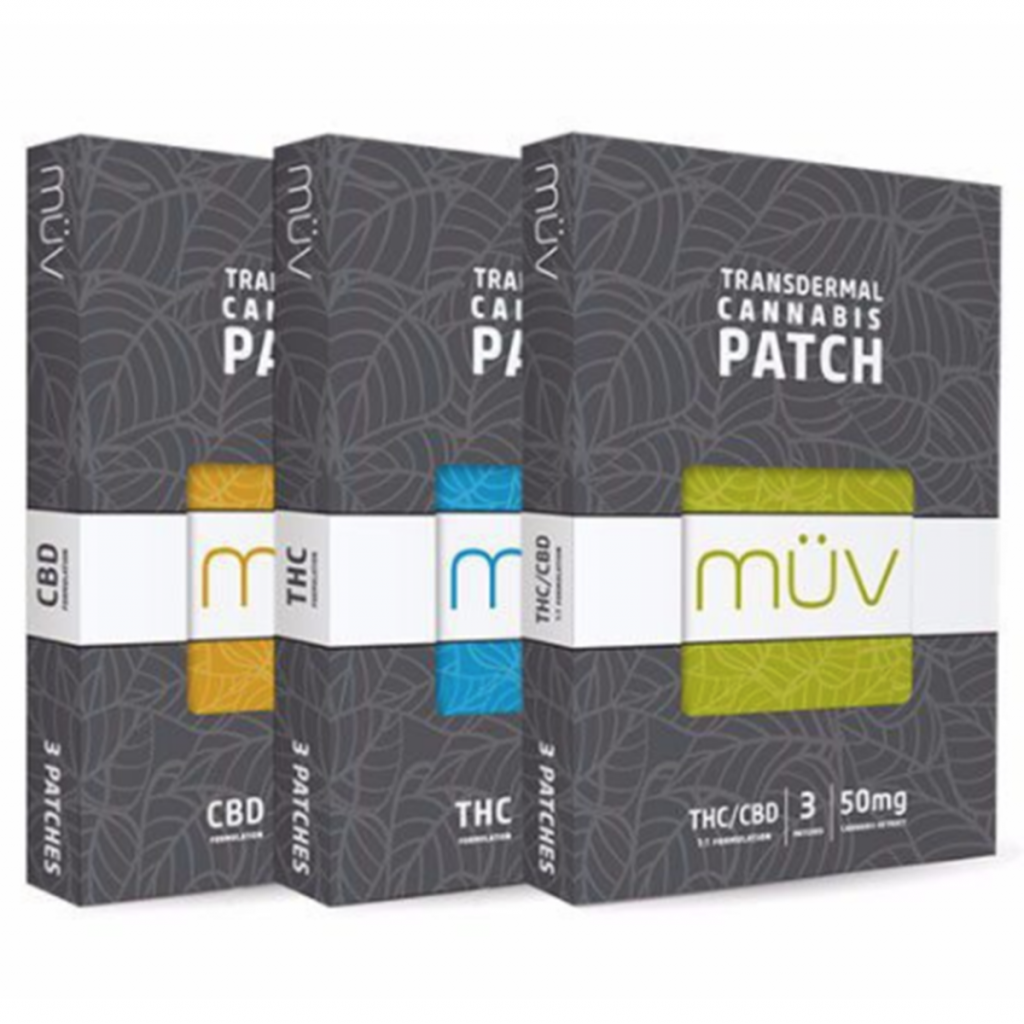 7 Effective and Convenient Transdermal Cannabis Patches | Leafly