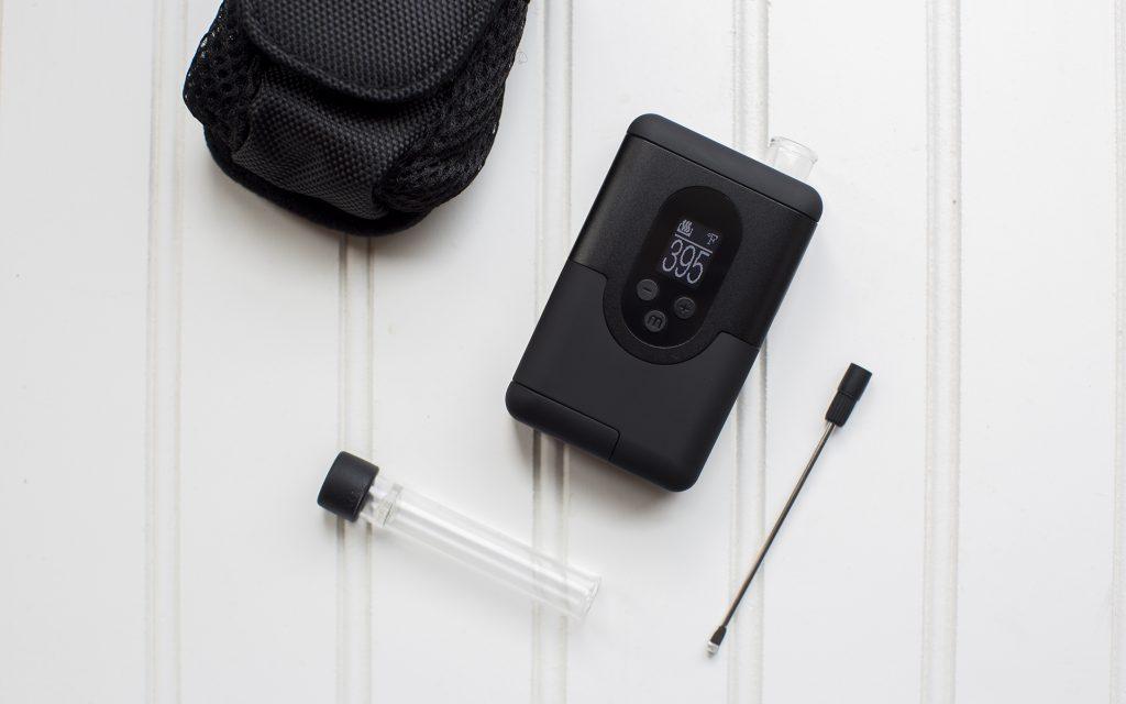 Arizer ArGo and accessories