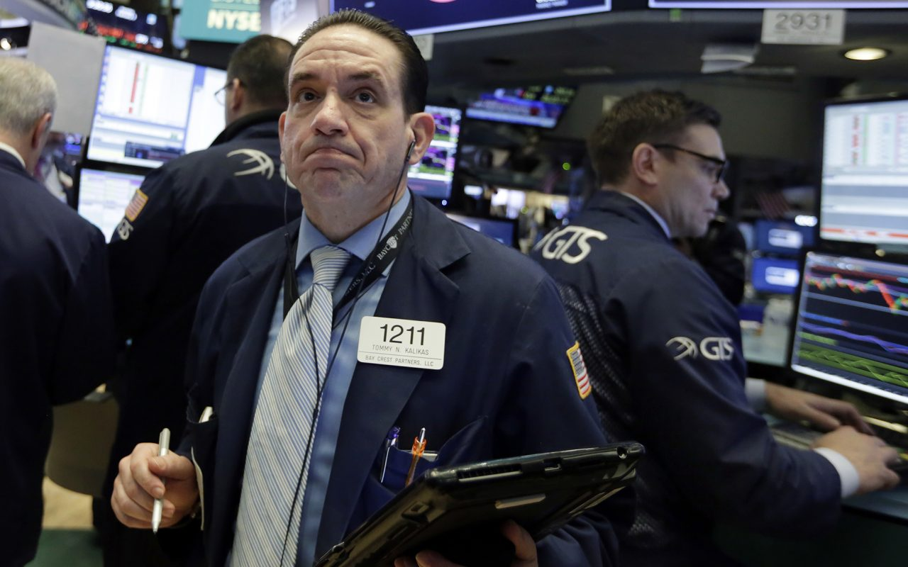 Dow Jones Opens in Positive Territory After Historically Bad Monday