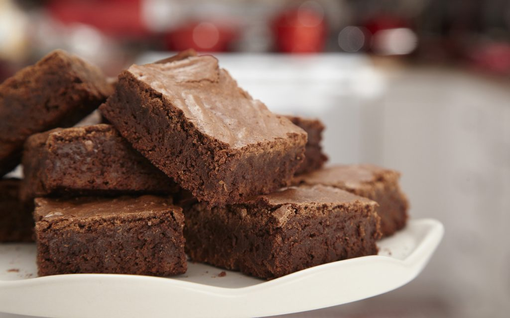 weed edible #4: Alice B. Toklas Brownies
