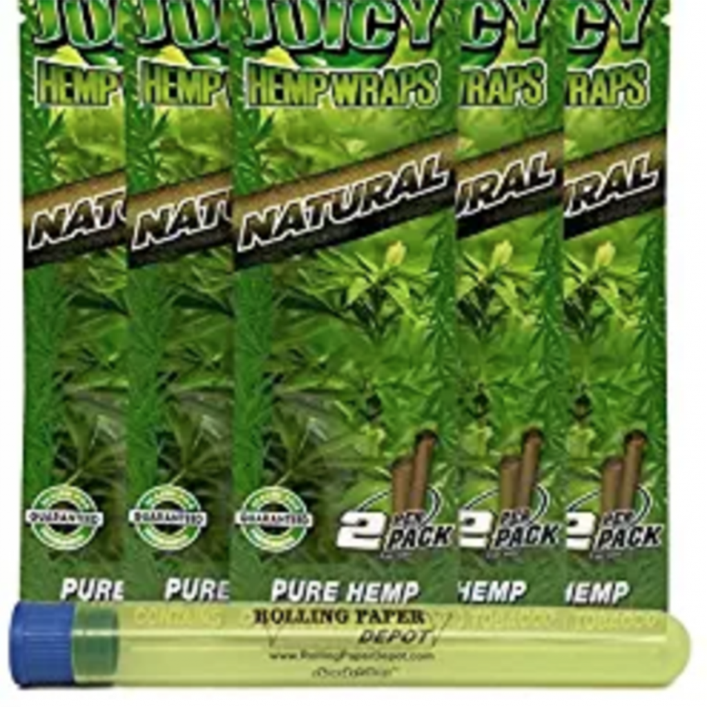 Blunt Wrap #4: Juicy Wraps