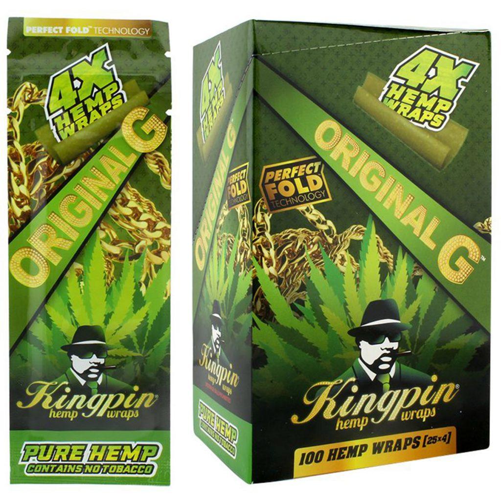 Blunt Wrap #6: Kingpin Hemp Wraps