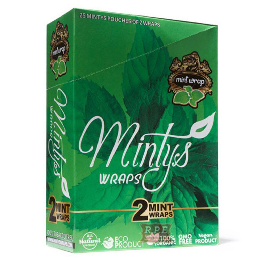 Blunt Wrap #7: Mintys Wraps