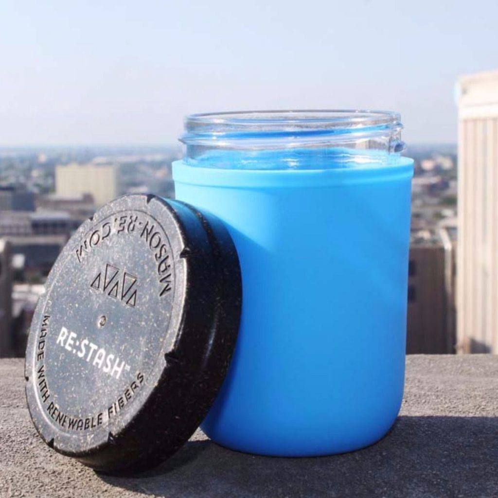 Weed Stash Jar #2: 8oz Re:Stash Jar by Re:stash