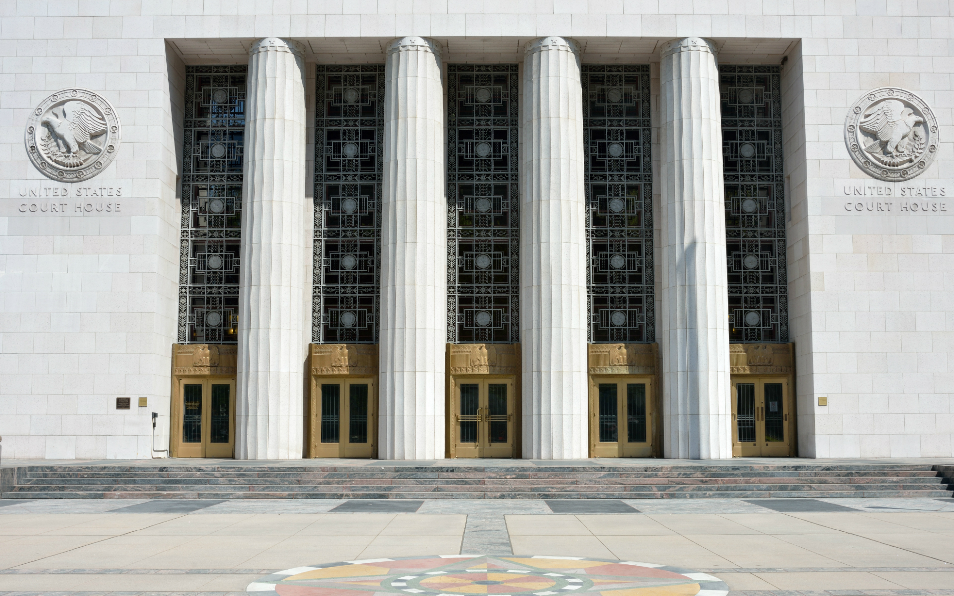 los angeles federal court