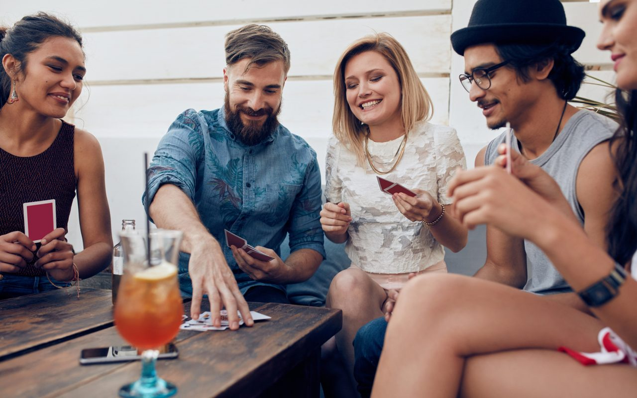 How to Host a Cannabis-Themed Game Night