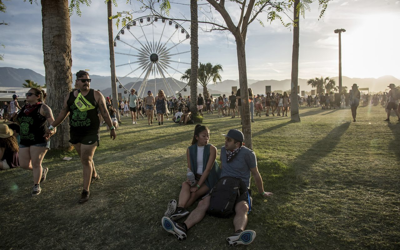 Your Down-Low Guide to Cannabis at Coachella