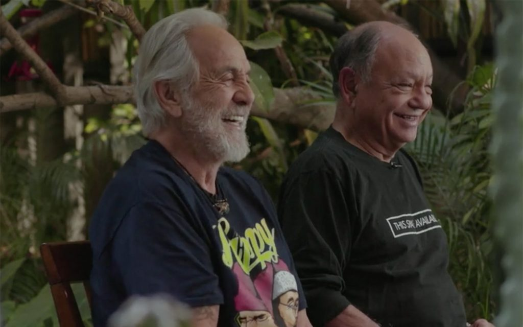 Watch This: Cheech & Chong Talk About the First Time They Got High