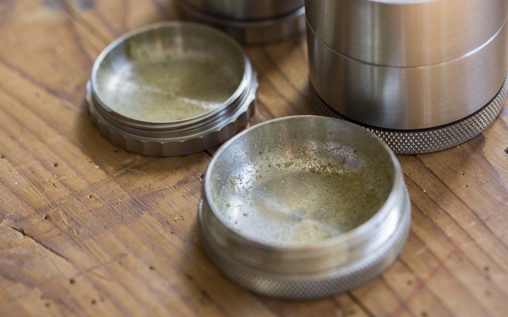 Stainless Steel Weed Grinder Image #6