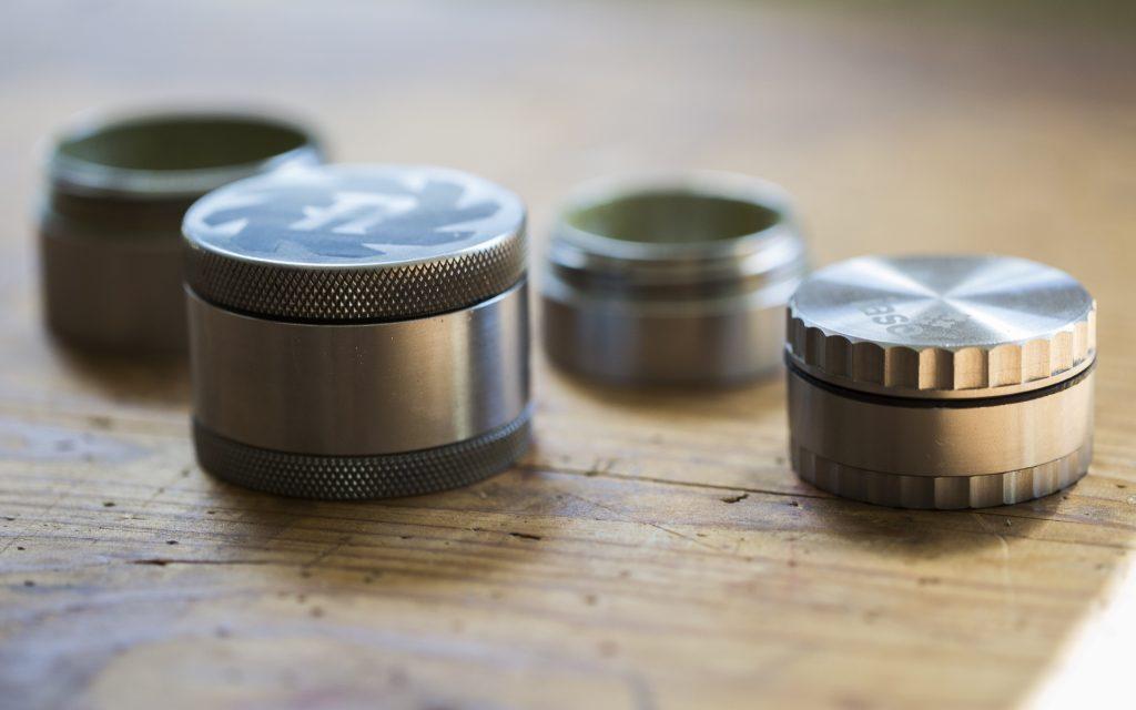 Stainless Steel Weed Grinder Image #8