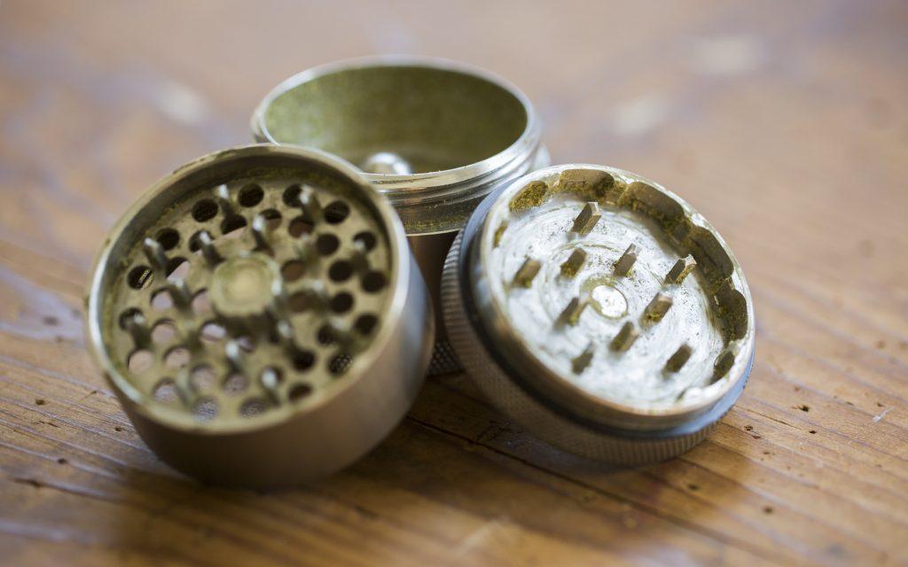 Stainless Steel Weed Grinder Image #11