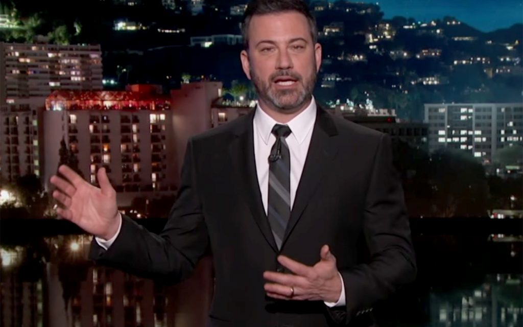 Watch This: Jimmy Kimmel Guesses Who