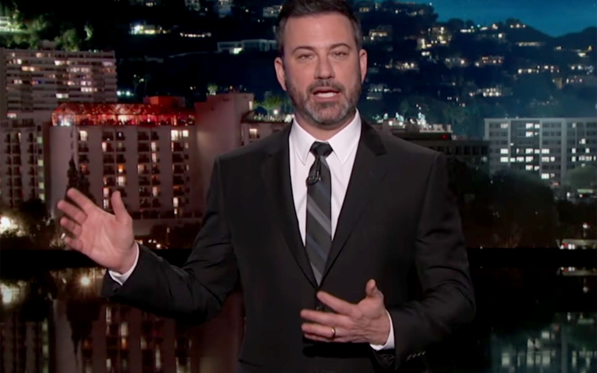 Watch This: Jimmy Kimmel Guesses Who's 'Too High'