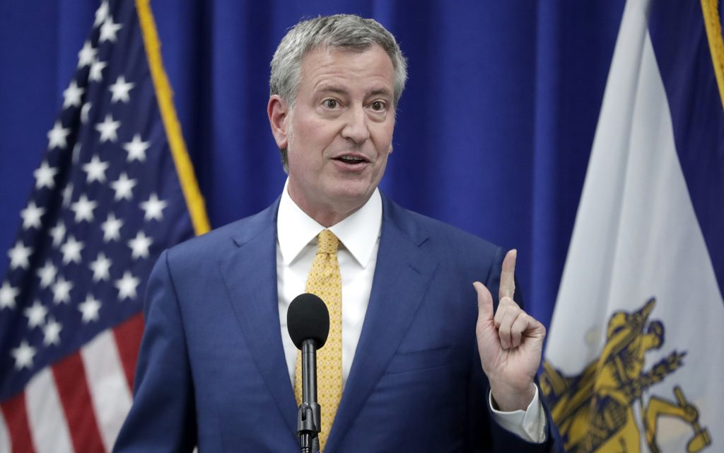 New York Mayor Comes Out Strong for Legalization With Equity