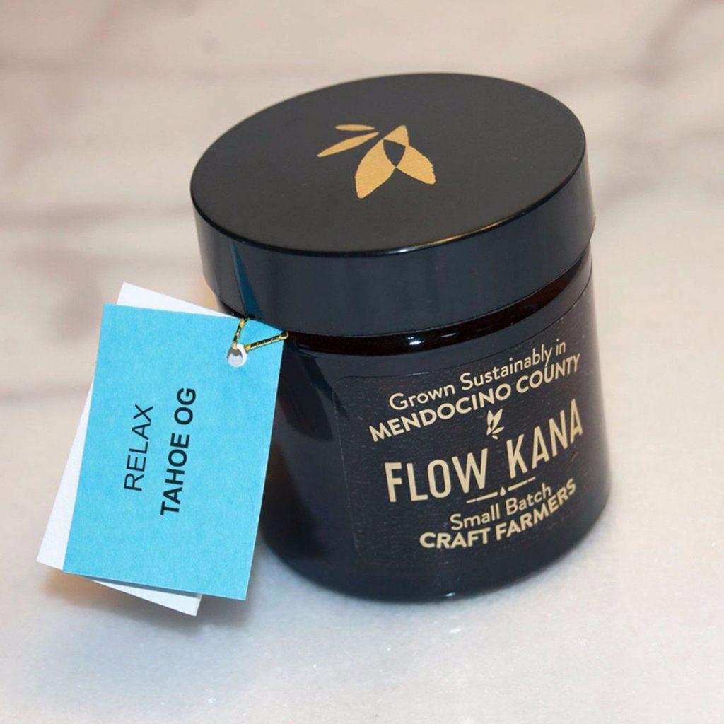 Best cannabis company: Flow Kana