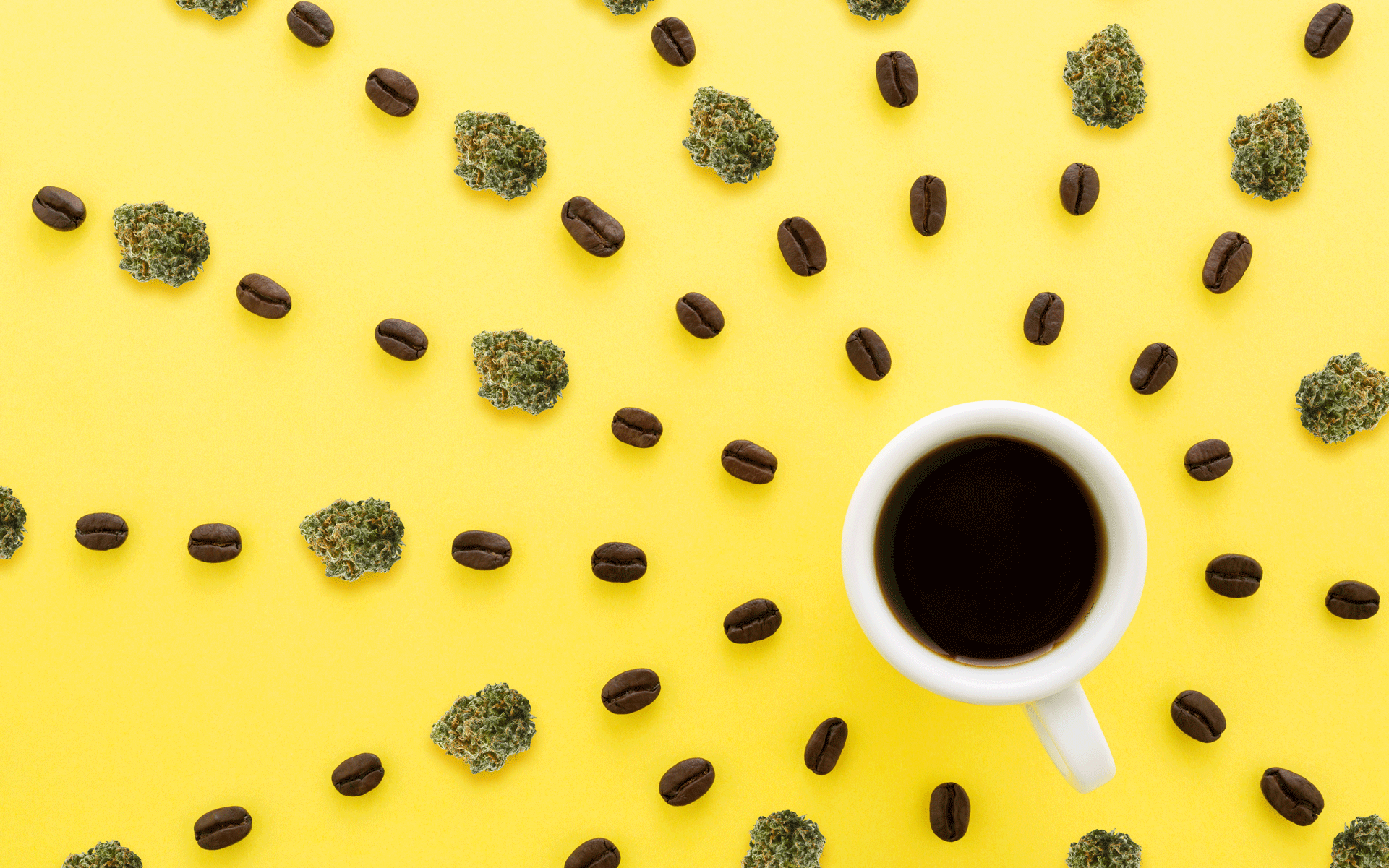 Next Level Wake 'n' Bake With Coffee-ish Strains