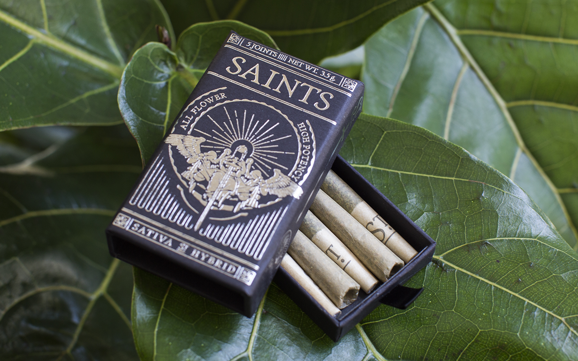 What Are You Smoking? Episode 38: Perfecting Pre-Rolls With the Saints Joints Founder