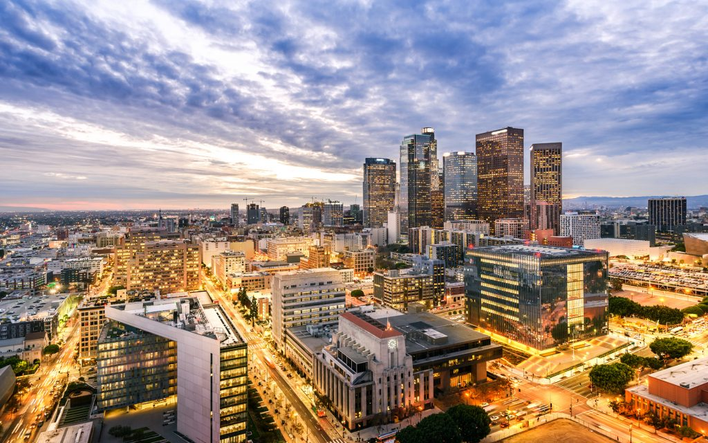 Skip The Traffic: Sleep, play, eat, and smoke in downtown L.A. for a weekend. (iStock)