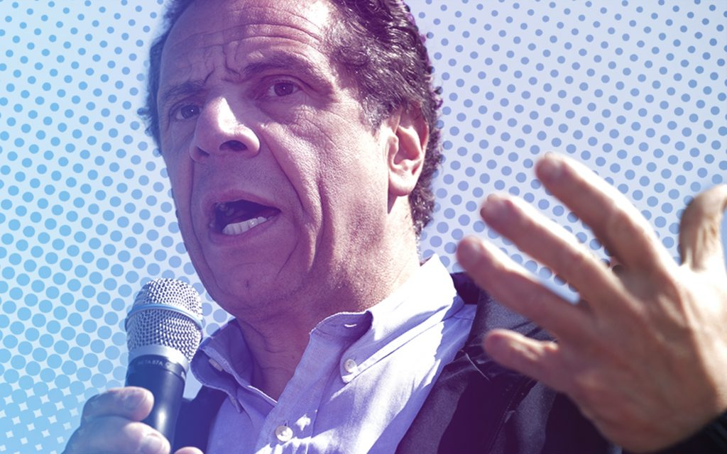 New York Gov. Andrew Cuomo. (AP FILE Photo/Julio Cortez)