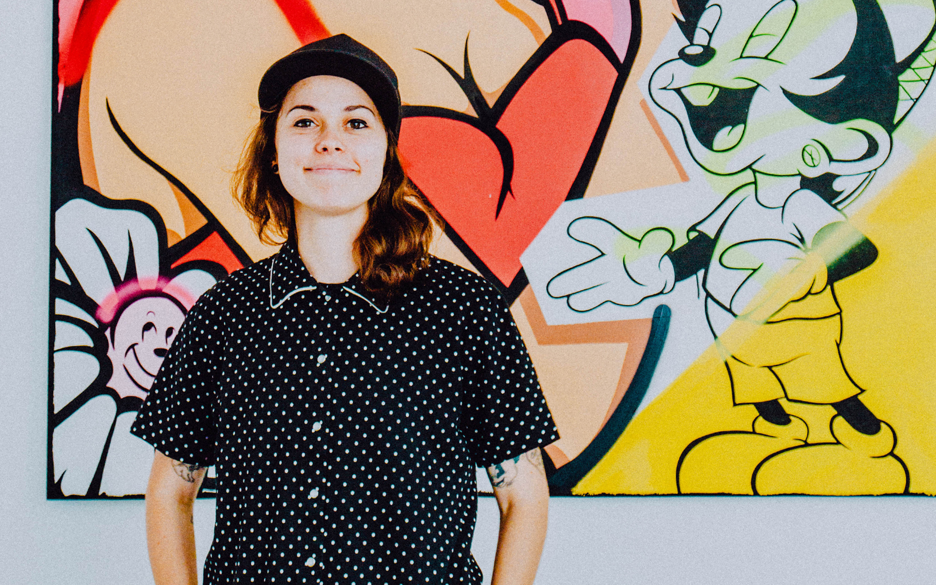 You Can Buy Cannabis and See Nina Palomba's Art Show at the Same Time