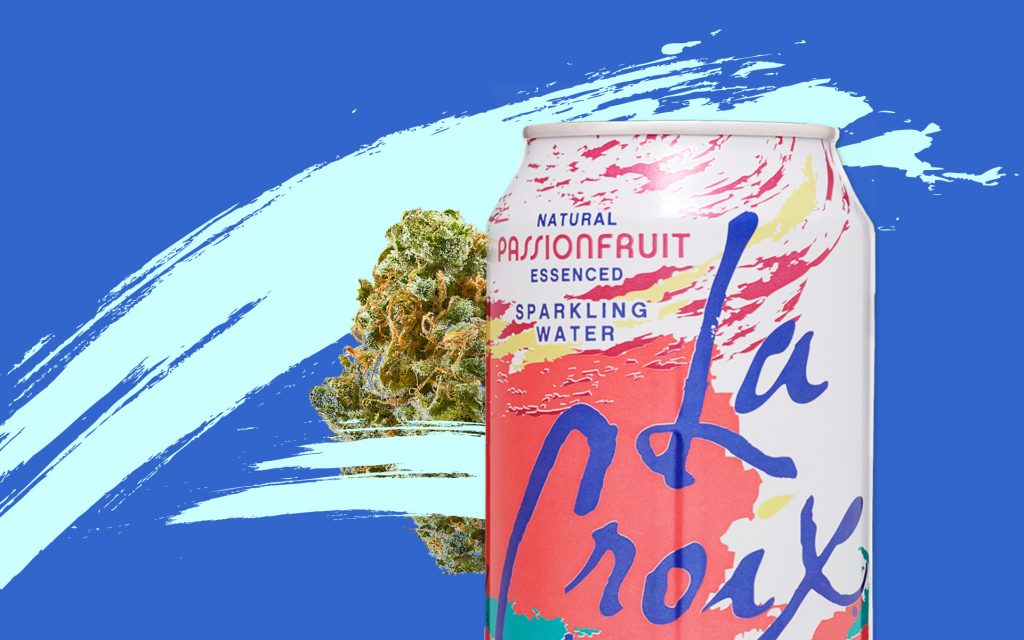 LaCroix and Chronic: Strain Pairings From Fizzy Heaven | Leafly