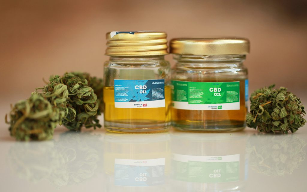 Is CBD illegal?: CBD oil