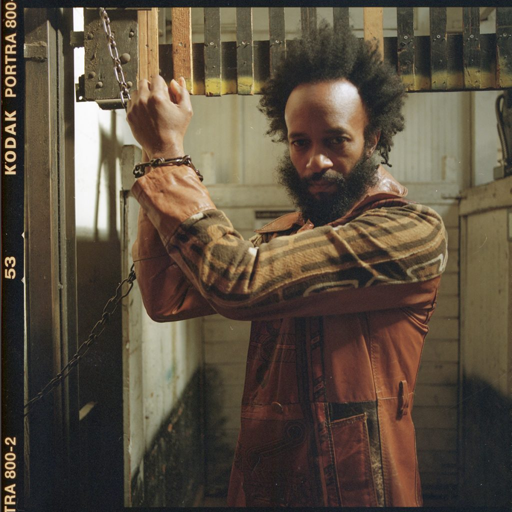 Fantastic Negrito (DeAndre Forks, Courtesy of Big Hassle Publicity)