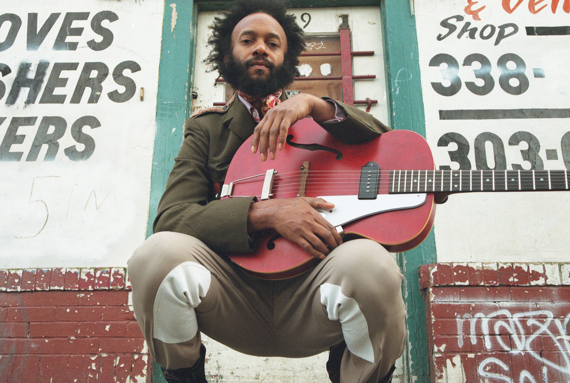 Oakland's Grammy-winning Fantastic Negrito launches a summer tour and new album Please Don't Be Dead
