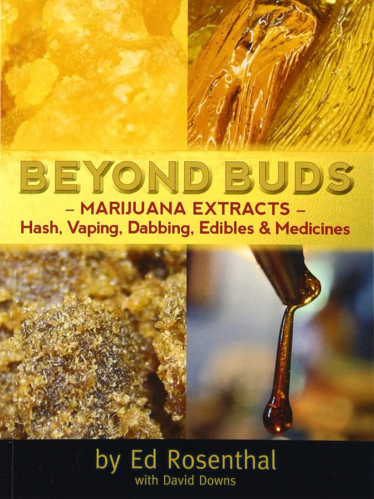 Weed book #11: Beyond Buds
