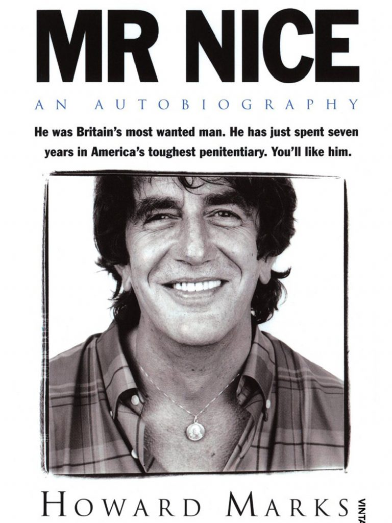 Marijuana book #5: Mr. Nice