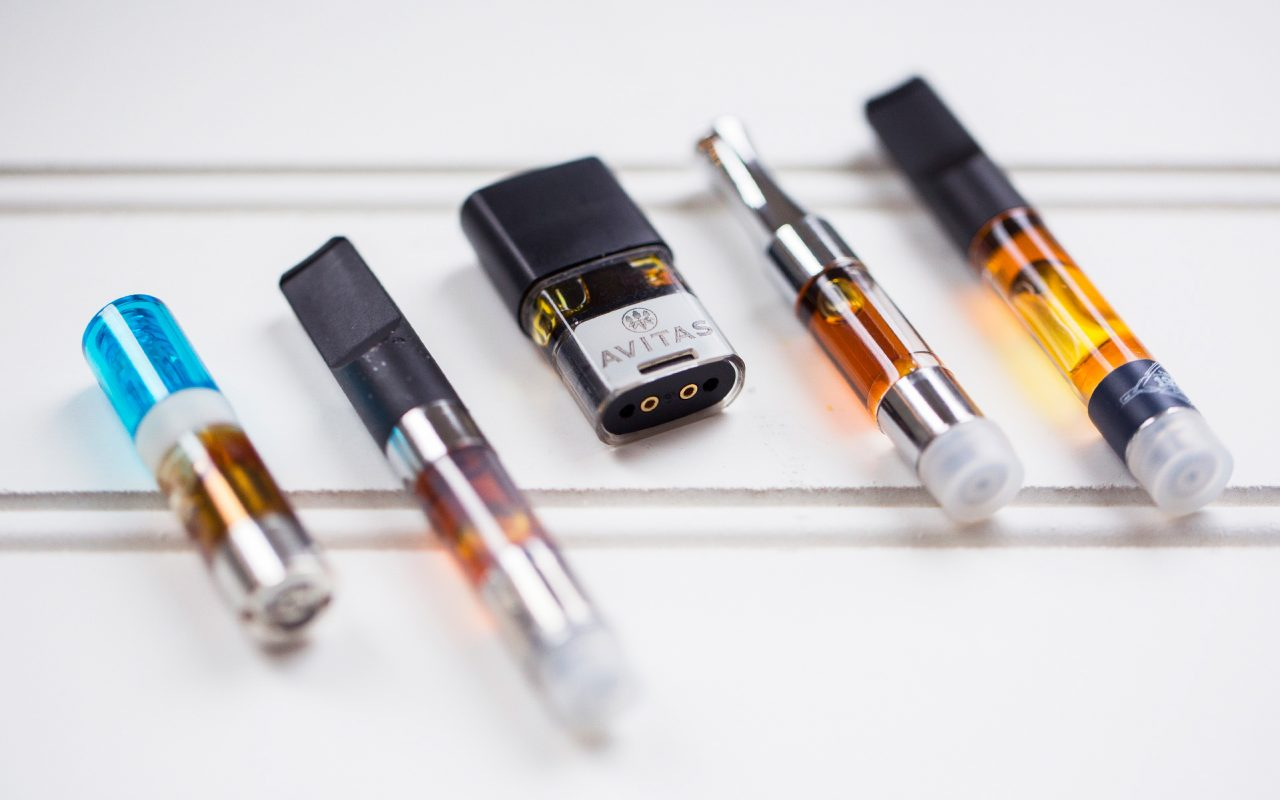 Quality vape carts guide from Leafly (Leafly)